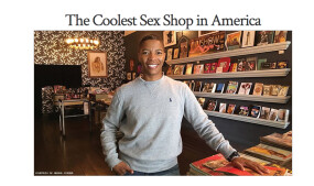 Advocate Declares Feelmore 'Coolest Sex Shop in America'