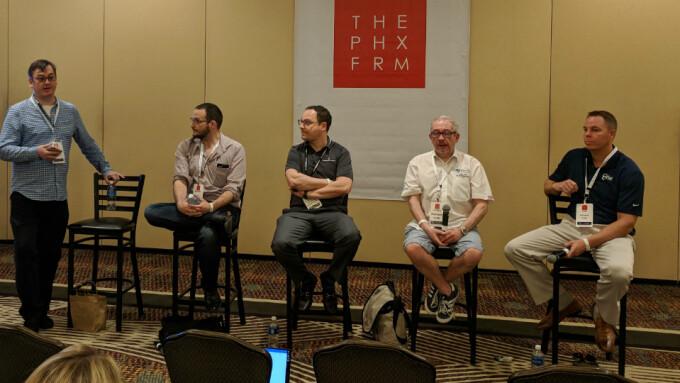 Phoenix Forum Regulatory Panel Examines SESTA, AV, GDPR