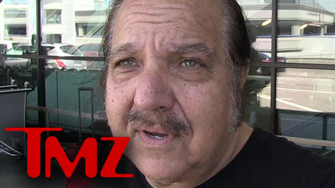 Ron Jeremy Cleared in Sexual Assault Probe — Report