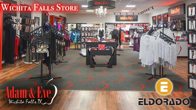 Eldorado Publishes Case Study on Adam & Eve Store in Wichita Falls, Texas