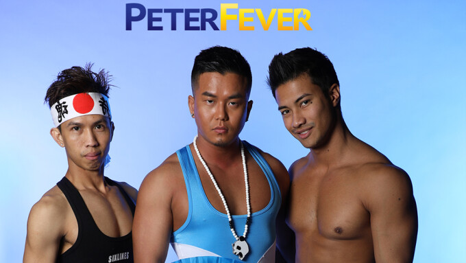 Ken Ott, Alex Chu Star in PeterFever Porn Parody 'Black Panda'