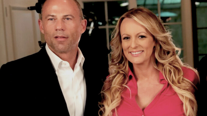 Stormy Daniels Asks Treasury Department to Release Bank Info Related to 'Hush' Payment