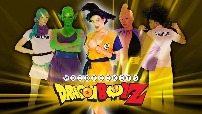 WoodRocket Debuts 'Dragon Ball Z' Porn Parody