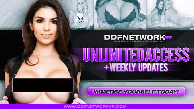 DDF Network VR Relaunches With Subscription Model