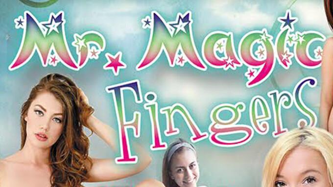 Elena Koshka, Kenzie Reeves Star in ATKingdom's 'Mr. Magic Fingers'
