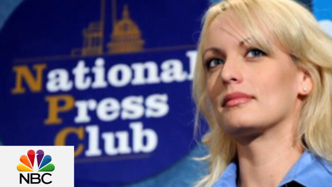 Stormy Daniels Cooperating With Investigators in Cohen Probe