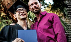 Chi Chi LaRue Explores Taboos in Icon Male's 'The Graduation'