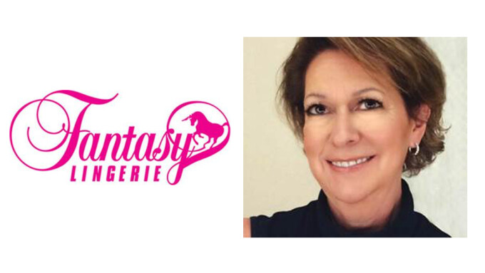 Fantasy Lingerie Names Leilani Whitney President