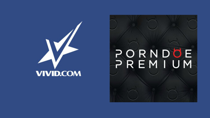 VividTV Inks Exclusive With PornDoe Premium for Europe