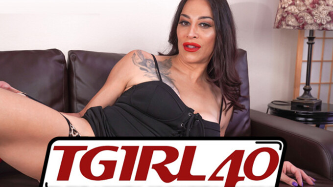 Grooby Launches 1st-Ever Mature Trans Site, Tgirl40.com