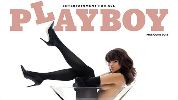 Playboy Changes Slogan to 'Entertainment for All'
