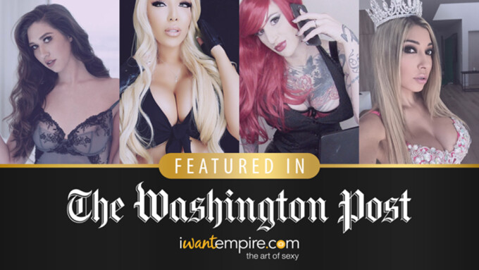 iWantClips Artists Reveal Secrets of FinDom to Washington Post