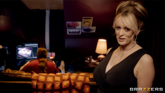 Stormy Daniels Announces Brazzers' Acceptance of Verge Cryptocurrency