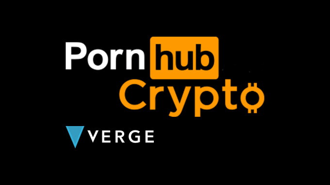 Pornhub Now Accepting Verge Cryptocurrency