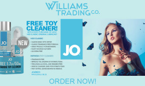 Williams Trading Launches Free System Jo Toy Cleaner Offer