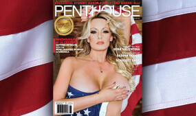 Stormy Daniels' Penthouse Cover Is Unveiled