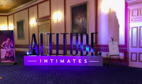 Altitude Intimates Show Welcomes Strong Turnout on Day 1