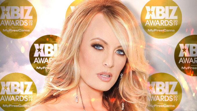 Stormy Daniels to Host 2019 XBIZ Awards Show