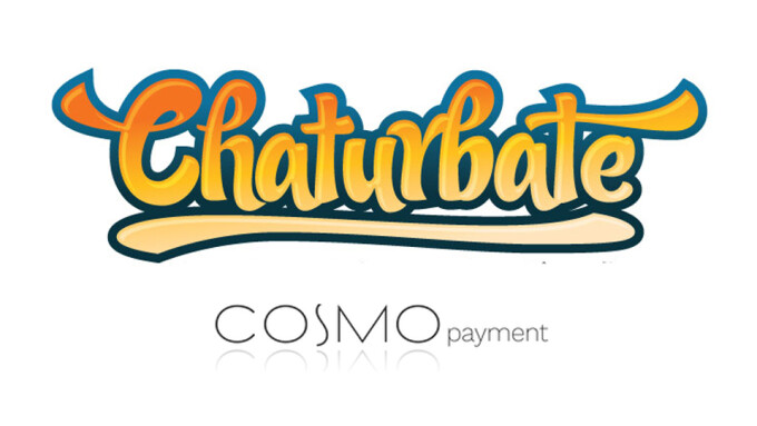 Chaturbate Introduces CosmoPayment for International Broadcasters, Affiliates