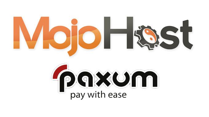 MojoHost Doubles Money With Paxum 100% Deposit Bonus