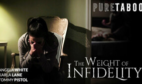 Pure Taboo Debuts Angela White Collab 'The Weight of Infidelity'