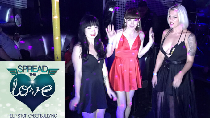 'Spread the Love' Party Puts Emphasis on Industry Unity