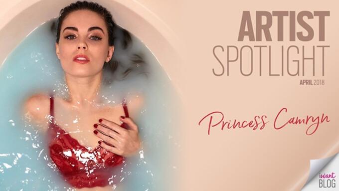 Princess Camryn Showcased in iWantEmpire's Artist Spotlight