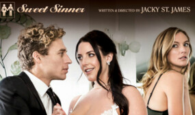 Angela White, Mona Wales Star in Sweet Sinner's 'Forbidden Affairs 8'