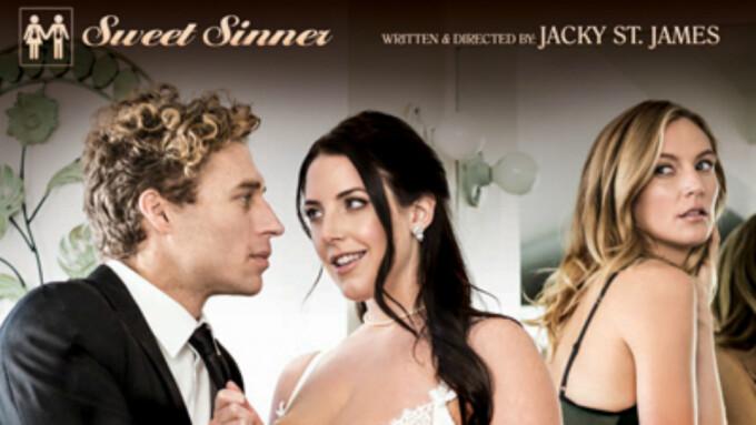 Angela White, Mona Wales Star in Sweet Sinner's 'Forbidden Affairs 8'