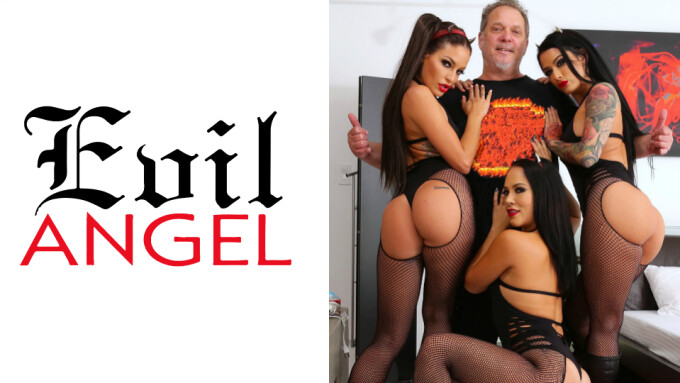 Chris Streams Joins Evil Angel's Directing Roster
