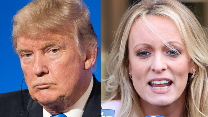Trump Admits Cohen Represented Him in Stormy Daniels Deal