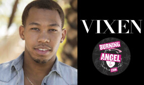 Ricky Johnson Stars in New Scenes From Vixen, Burning Angel