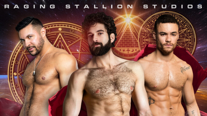 Steve Cruz Gives Raging Stallion Performers 'Three Wishes'