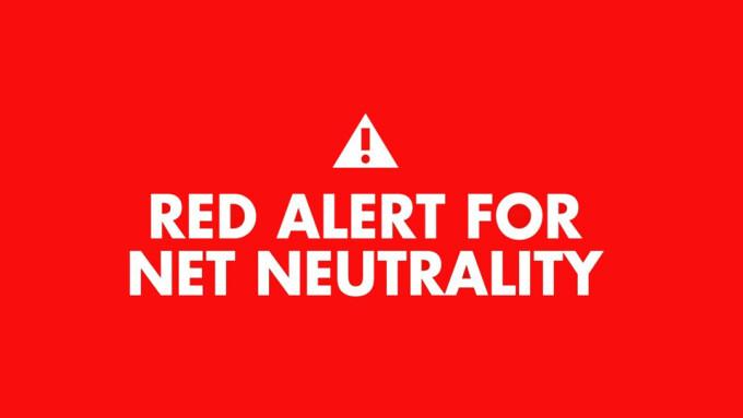 'Red Alert for Net Neutrality' Set for Wednesday