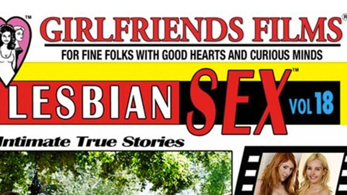 Romi Rain, Angela White Star in Girlfriends' 18th 'Lesbian Sex'