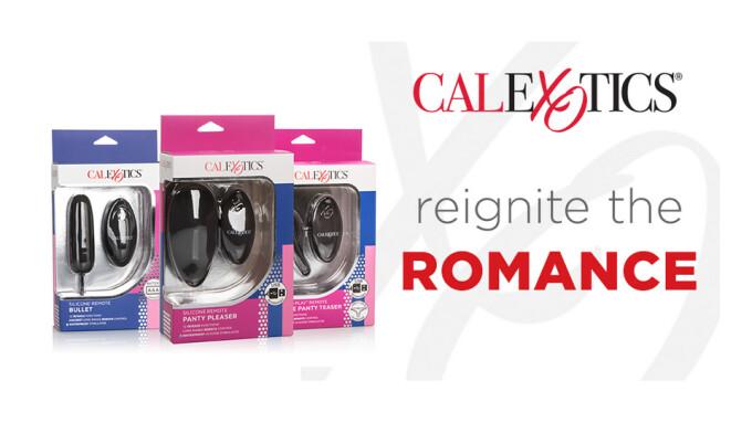 CalExotics Debuts Silicone Remote Panty Pleaser