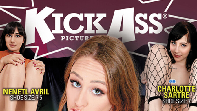Kick Ass Streets 'Foot Fetish Daily 32'
