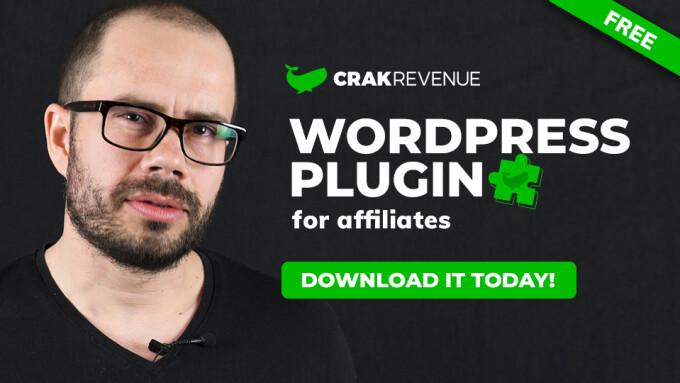 CrakRevenue Introduces WordPress Plugin for Affiliates