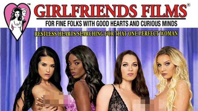 Ana Foxxx Stars in Girlfriends Films' 'Women Seeking Women 154'