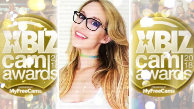 Ginger Banks to Host 2018 XBIZ Cam Awards Red Carpet