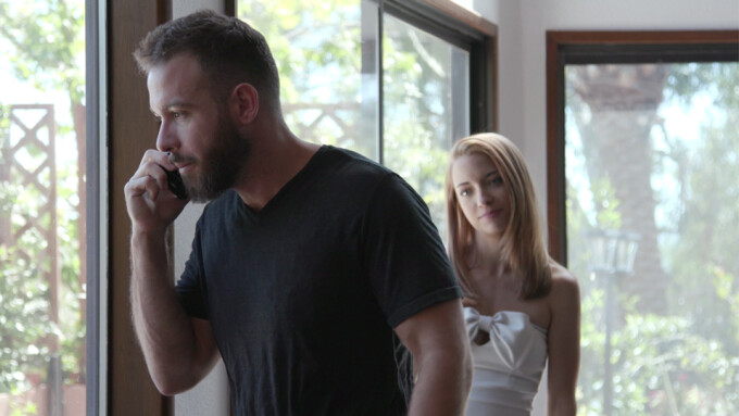 Carolina Sweets, Chad White Star in Digital Sin's 'Naughty Little Sister 2'