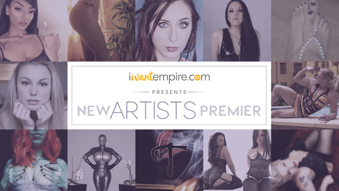 iWantEmpire Welcomes 84 New Clip Artists