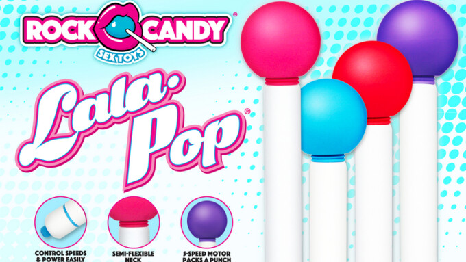 Rock Candy Toys Releases Lala Pop Vibe