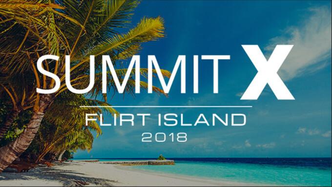 Flirt4Free Announces Summit X: Flirt Island