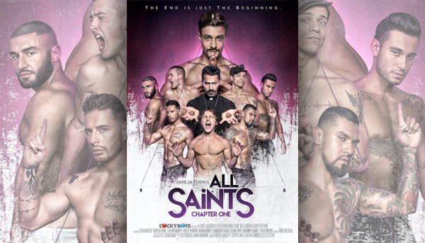 Ricky Roman, Francois Sagat Star in Episode of CockyBoys' 'All Saints'
