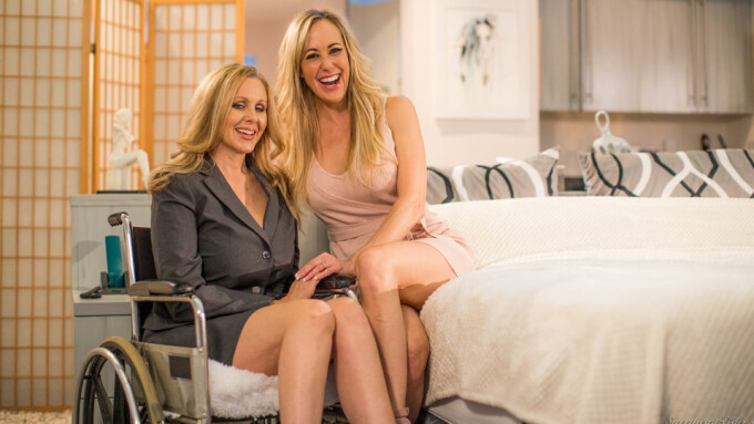 Brandi Love, Julia Ann Star in Sweetheart's 'How They Met'