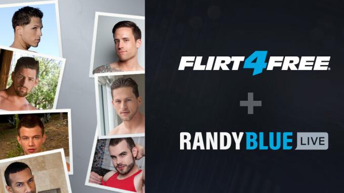 Flirt4Free Acquires Randy Blue Live