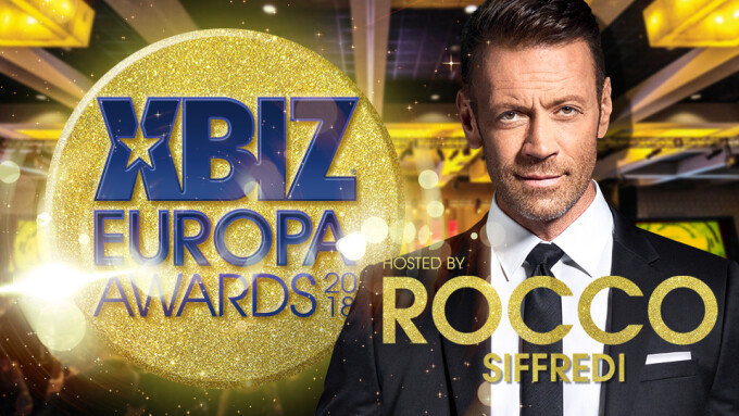 Rocco Siffredi to Host 1st XBIZ Europa Awards in Berlin