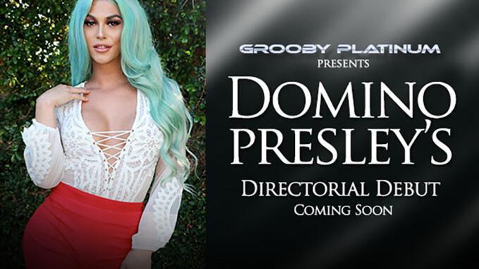 Grooby Announces Domino Presley's Directorial Debut
