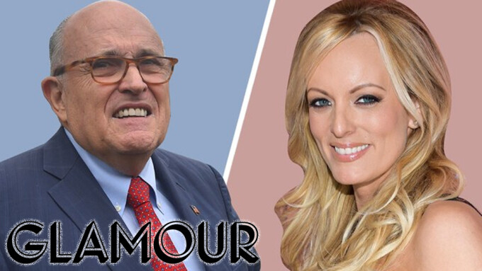 Jessica Drake Blasts Rudy Giuliani in Glamour Article